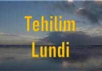 Tehilim - Lundi