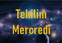 Tehilim - Mercredi