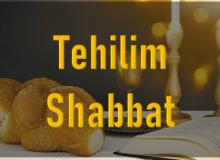 Tehilim - Shabbat